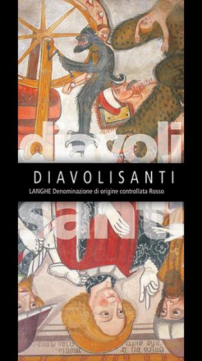 Langhe DOC Rosso 2013 Diavolisanti