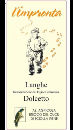 Langhe DOC Dolcetto L'Impronta 2018