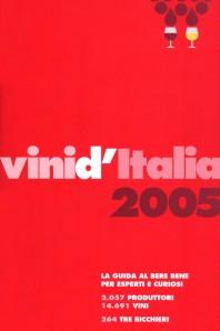 Vini d'Italia 2005