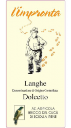 Langhe DOC Dolcetto L'Impronta 2017