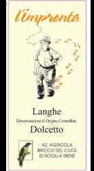 Langhe DOC Dolcetto L'Impronta 2017