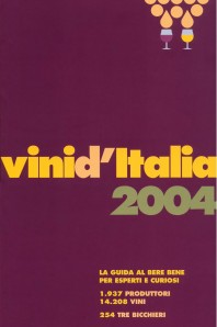 Vini d'Italia 2004