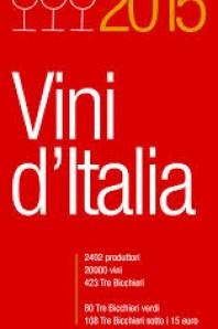 Vini d'Italia 2015 Gambero Rosso