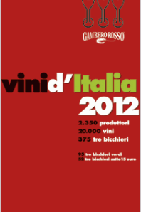Vini d'Italia 2012 Gambero Rosso
